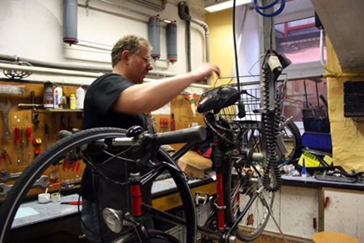 Reifen Wechseln Patschen Flicken Fahrrad Derstandard At