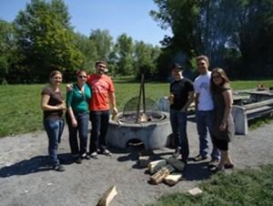 Grillzone Donauinsel Tote Tiere Tomaten Grillen Derstandard