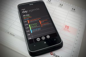Windows Phone 7 hat ein Terminproblem