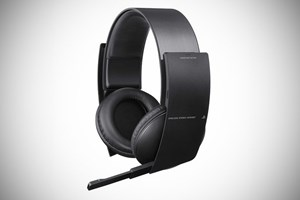 PlayStation 3-Headset mit virtuellem 7.1-Surround Sound