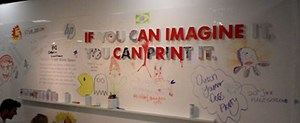 "Malen oder ""If You can imagine it, you can print it"""