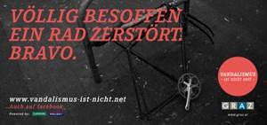 Graz Startet Kampagne Gegen Vandalismus Gesellschaft Derstandard