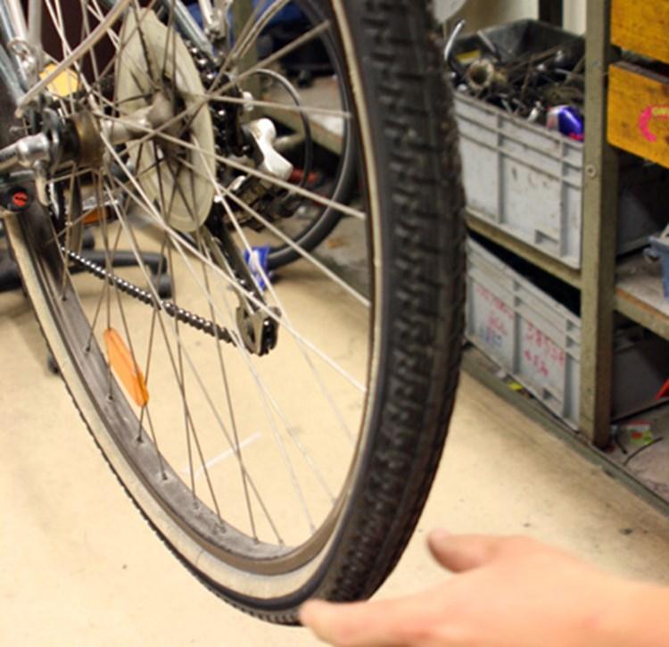 Einen Achter Zentrieren Fahrrad Derstandard At Lifestyle