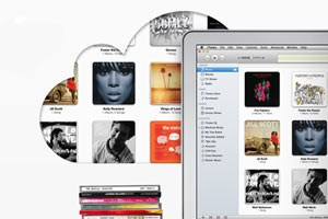 Das Update auf Version 10.5 bringt iTunes in die Cloud