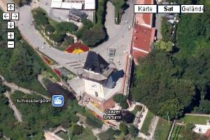 Google Maps: 45-Grad-Aufnamen für Zürich, Los Angeles und Graz ...