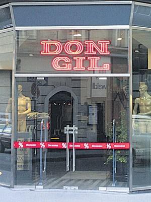 cdbc40b0bfe0ee Aus für Don Gil  Konkurs eröffnet - Unternehmen - derStandard.at ...