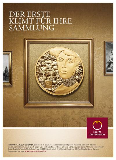 Münze österreich Will österreicher Zu Kunstsammlern Machen Werbung