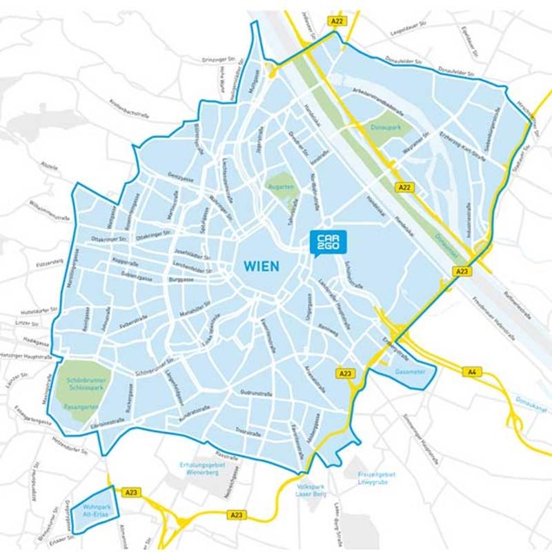 Car2go Mit Dem Smart Durch Die Stadt Gesellschaft Derstandard