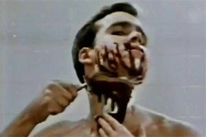 """The Big Shave"" von Martin Scorsese (1967)"
