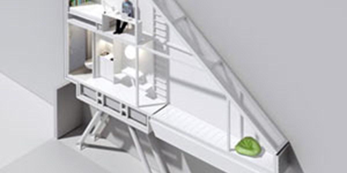 das schmalste haus der welt seite 1 architektur. Black Bedroom Furniture Sets. Home Design Ideas