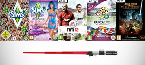 """Die Sims 3 Collectors Edition"" mit ""Katy Perry Süße Welt""