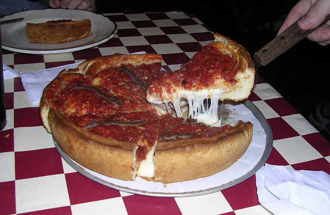America S Test Kitchen Chicago Style Pizza