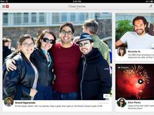 Google+ am iPad