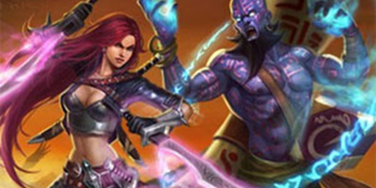 Das Meistgespielte Game Ist League Of Legends Games