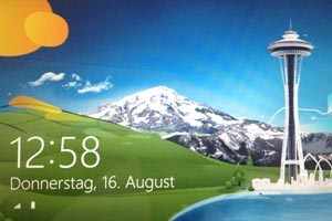 Windows 8: Dem Touch-User kommt der Desktop in die Quere.