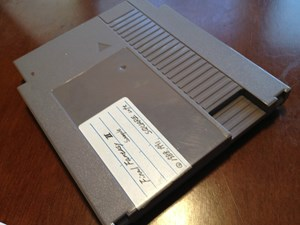 """Final Fantasy 2""-Cartridge für 50.000 Dollar"