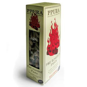 Ppura Fire roasted Pasta, 250 g / €3,90 bei Denn's Biomarkt, Filialen unter denns-biomarkt.at