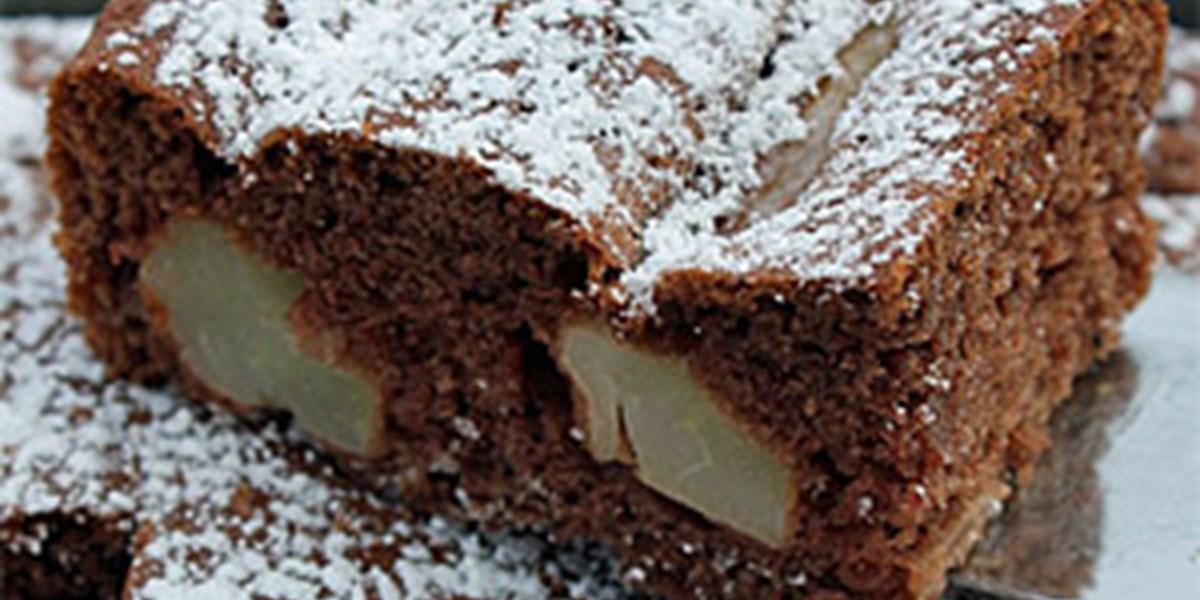 Rezept Schneller Birnenkuchen Seite 1 Kuchen Torten