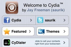 Cydia: Alternativer Store am iPhone 5 gelandet.