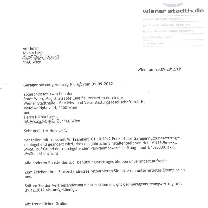 Userfotos Zum Parkpickerl In Wien Drohungen Rechnungen Leere