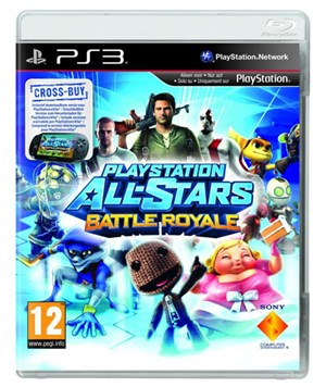 """PlayStation All-Stars Battle Royale"" für PS Vita und PS3"