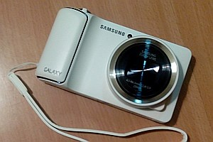 Die Samsung Galaxy Camera.
