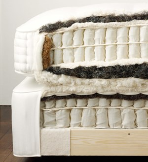 Hästens Matratzen luxusbetten wie sich bettet bauen wohnen umbauen