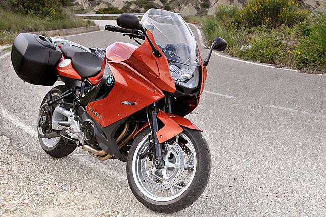 Bmw F 800 Gt Bestes Scheuklappen Cruising Seite 1 Motorrad
