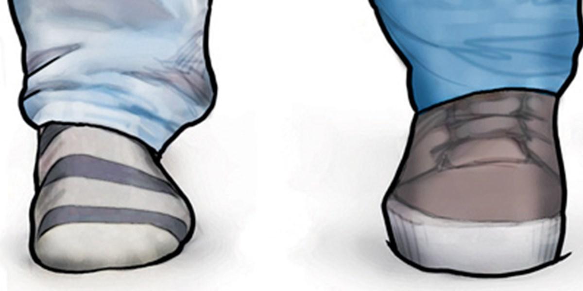 58c49536d28ec Schuhe ausziehen - Kolumne: Pro & Kontra - derStandard.at › Lifestyle