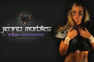 Jenna Marbles - YouTube-Star.