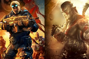 """Gears of War: Judgement"" und ""God of War: Ascension"""