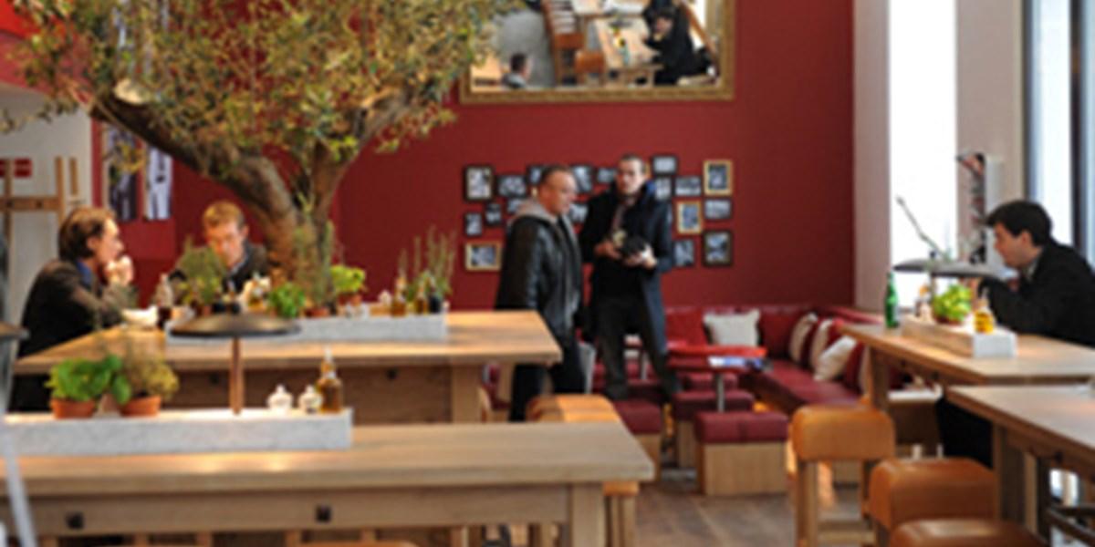 Vapiano Eröffnet Riesen Filiale In Wien Konsum Derstandardat