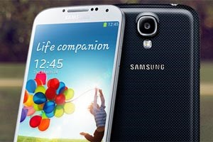 Mehr Evolution denn Revolution: Samsungs Galaxy S4.