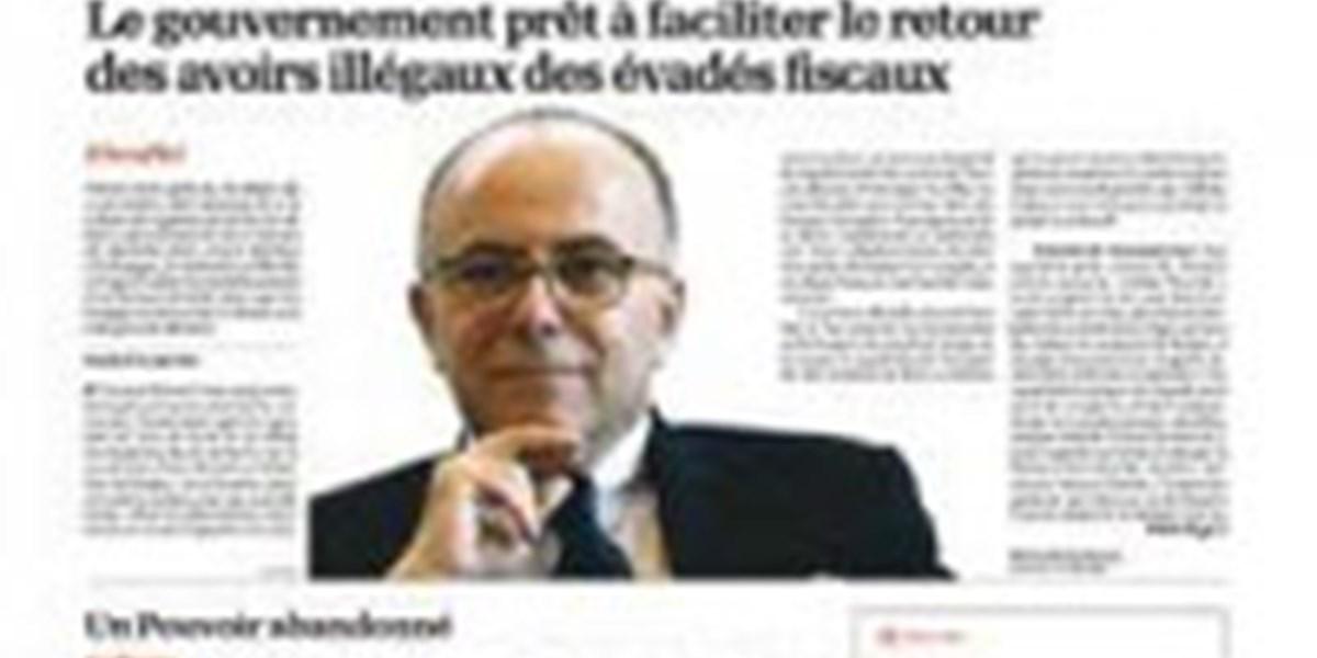 Zeitung Frankreich