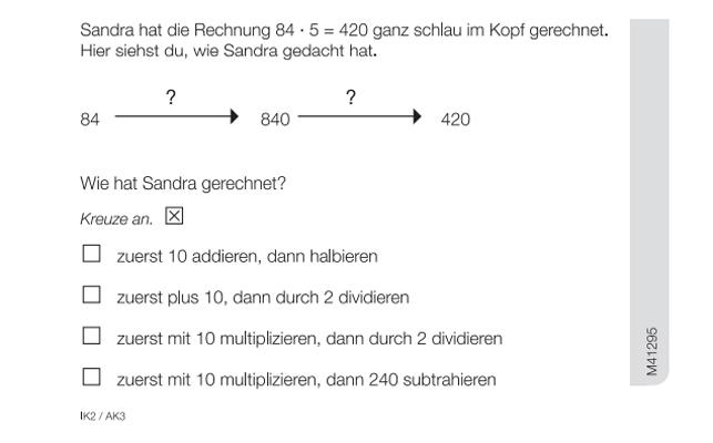 Mathematik-Beispielaufgaben für Volksschulen [Seite 1 ...