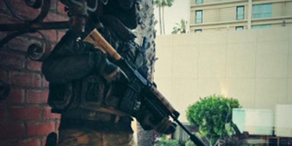 "Polizei stürmt Spielehersteller wegen ""Call of Duty""-Statue"