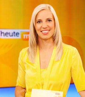 Susanne Höggerl Moderiert Heute Mittag Und Heute österreich