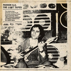 "Rodion G. A.: ""The Lost Tapes""."