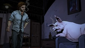 """The Wolf Among Us"""
