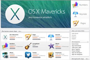 Apples Mac App Store in Spendierlaune.