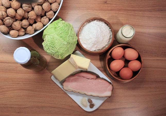 Rezept Fur Quiche Mit Kohl Und Walnussen Seite 1 Pizza Quiche