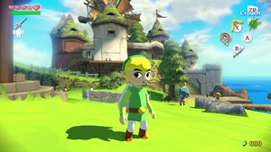 """The Legend of Zelda: The Wind Waker HD"""