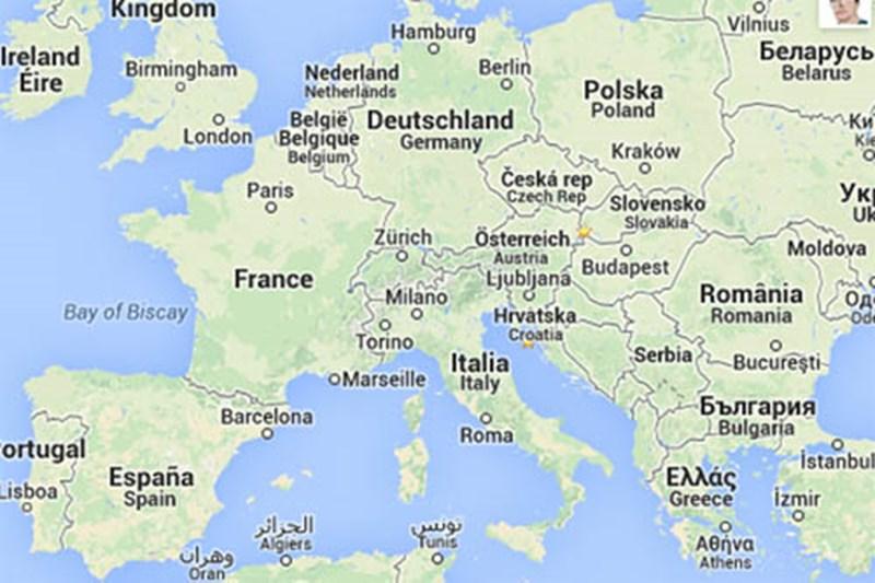 Neues Google Maps kann nun eingebettet werden ...