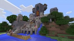 Minecraft Landet Auf PlayStation Games DerStandardat Web - Minecraft spiele ps3