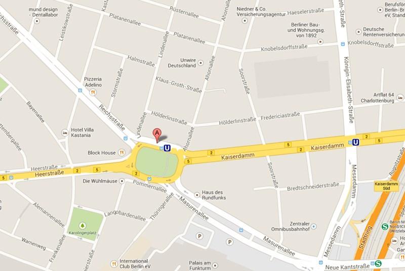 Schlacht Um Stalingrad Karte.Google Maps Zeigte Adolf Hitler Platz Auf Berlin Karte An