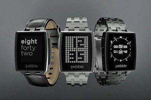 In puncto Armband bietet Pebble Steel drei Optionen.