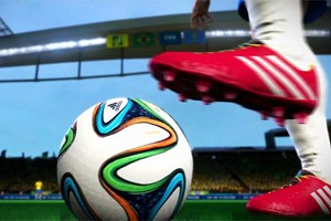 EA Sports lässt die Wuchtel in Brasilien ab 17. April rollen.