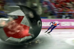 """Speed Skating Double Dash Final"""