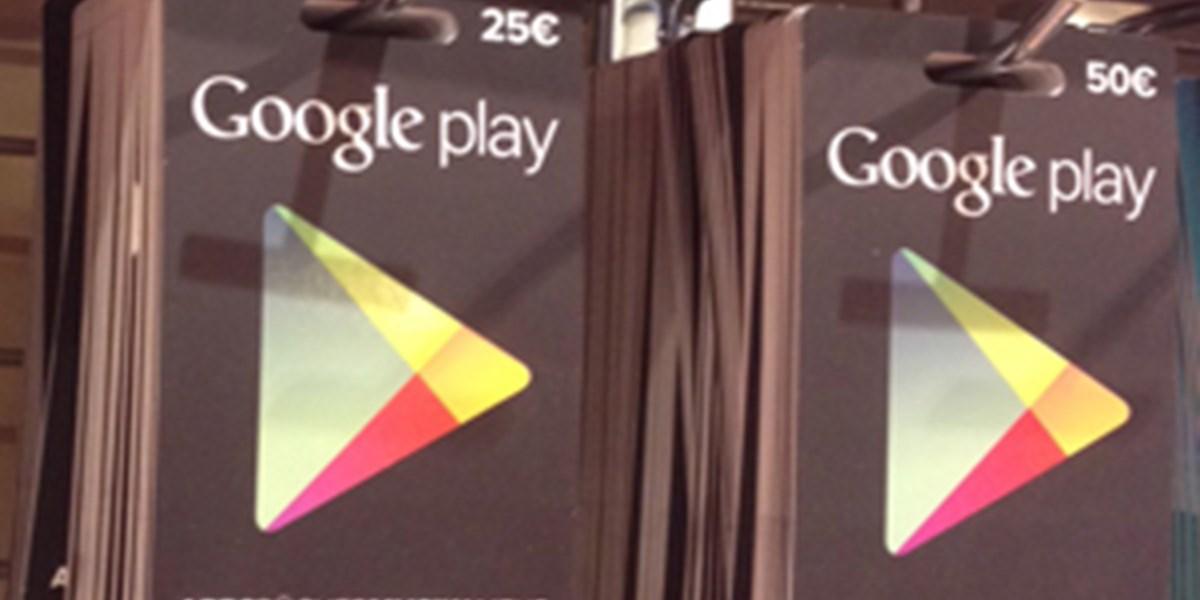 google play gutscheinkarten nun in sterreich erh ltlich suchmaschinen web. Black Bedroom Furniture Sets. Home Design Ideas