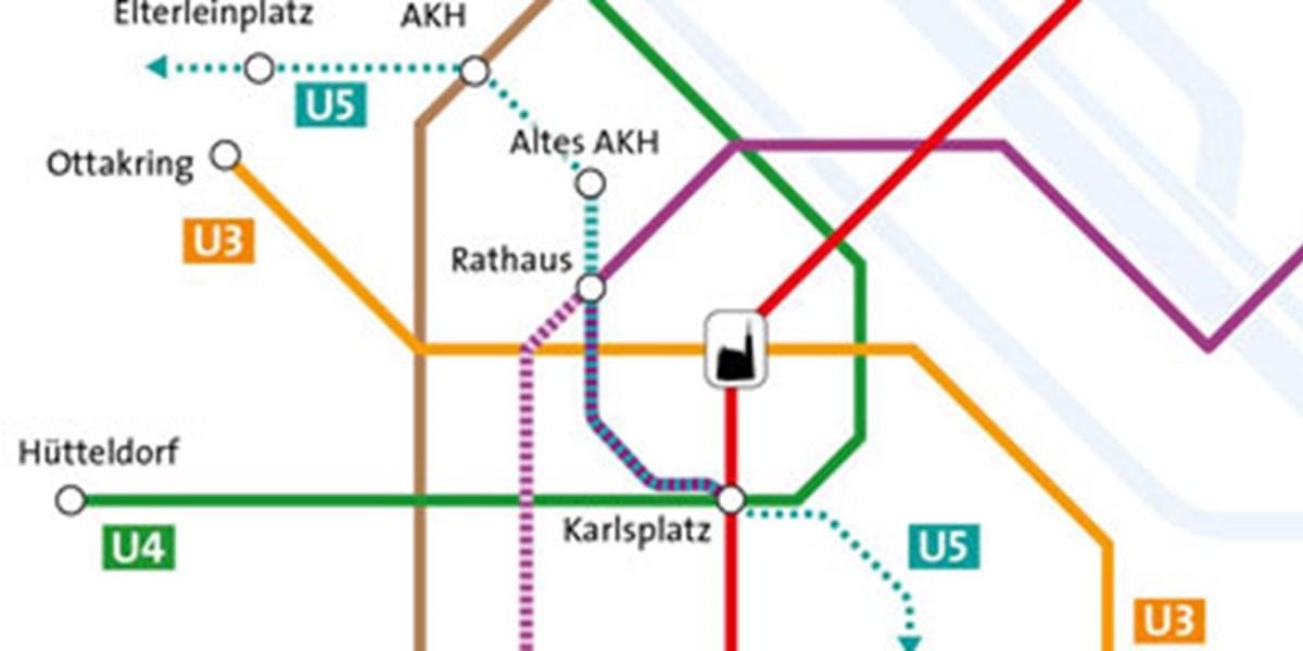 Wiener Spö Verkündet Bau Der Linie U5 Mobilität In Wien